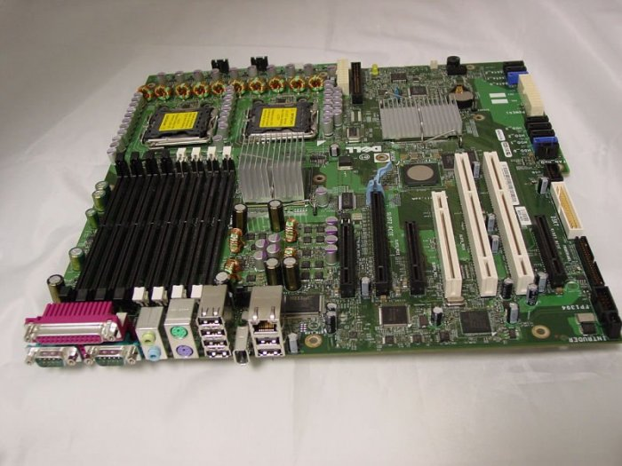 Dell Precision 690 Motherboard Dual LGA775 MY171